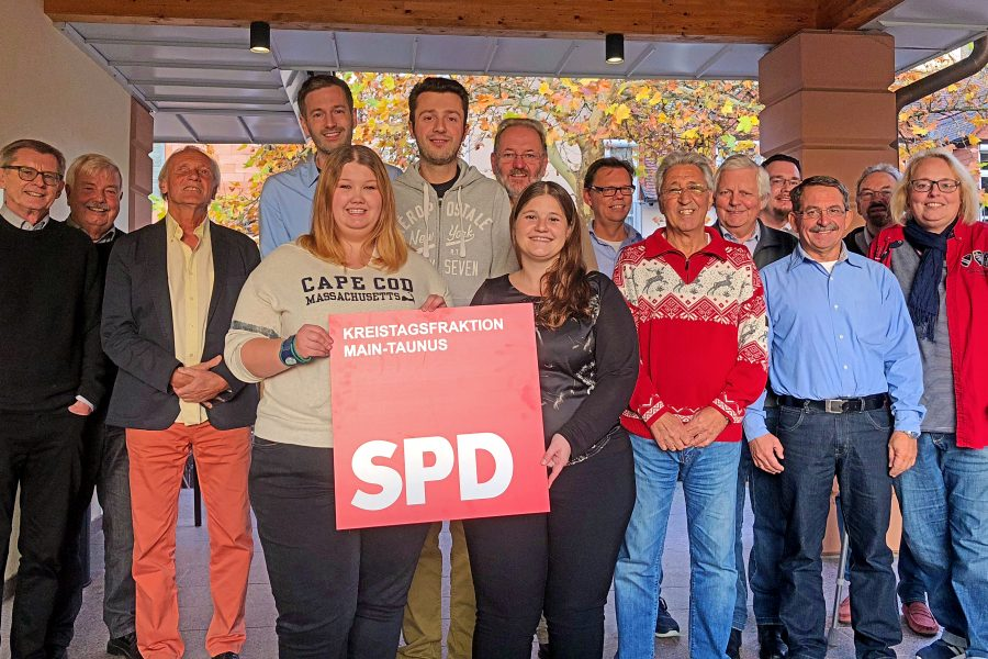 SPD-Kreistagsfraktion 2018