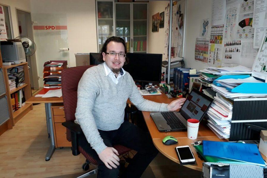 Geschäftsstelle der SPD-Kreistagsfraktion Main-Taunus
