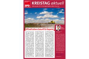 Kreistag Aktuell Ausgabe 2019-1