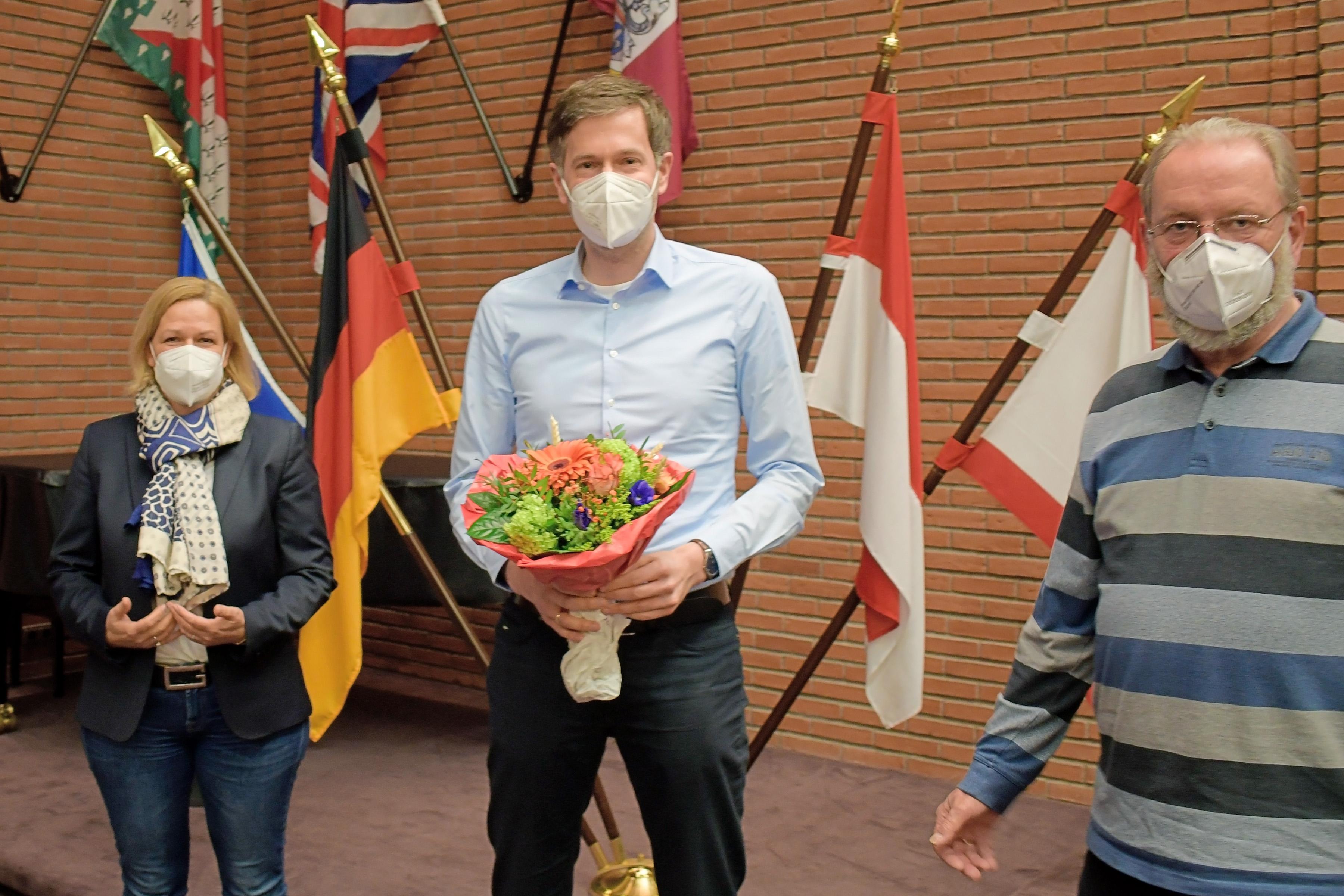 Wiederwahl von Dr. Philipp Neuhaus